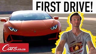 Lamborghini Huracan Evo First Drive - How different is it?