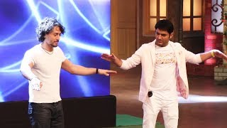 Tiger Shroff के साथ Kapil Sharma का DANCE | The Kapil Sharma Show | Munna Michael
