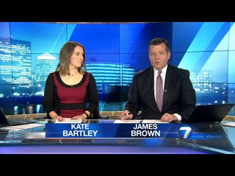 WHIO News Center 7 At 11pm Open (3-18-19)