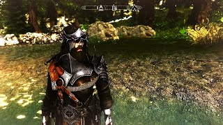 Skyrim mod: Броня 'Король Крестоносцев' / DCR - King Crusader Armor