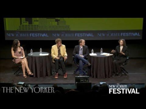 George Saunders, T. Coraghessan Boyle, Joyce Carol Oates Fiction - The New Yorker Festival