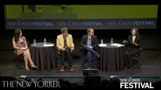 George Saunders, T. Coraghessan Boyle, Joyce Carol Oates fiction - The New Yorker Festival