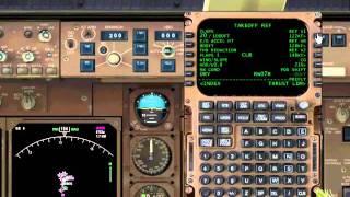 Programando la FMC Boeing 747-400 PMDG