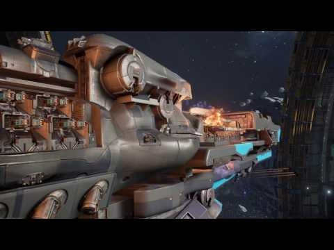 Dreadnought   PlayStation Announcement Trailer   PS4 Poster
