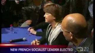 French Socialist Party elects new leader