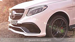 2017 Mercedes-Benz AMG GLE 63 S Specs Review And Test Drive