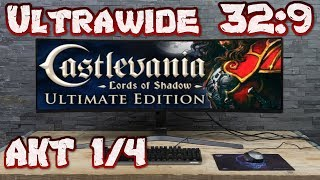 Castlevania: Lords of Shadow - Akt 1/4 - 32:9 Ultrawide