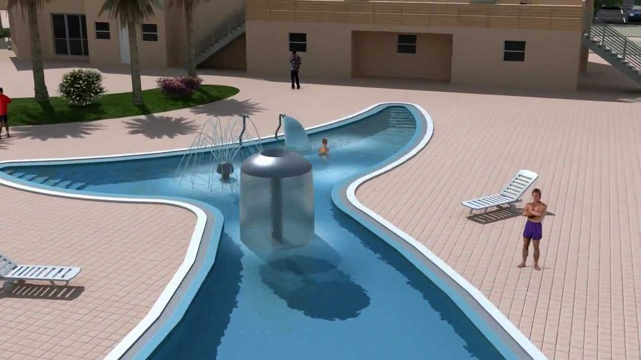 projet complexe aquatique camping le dauphin 4 etoiles. Black Bedroom Furniture Sets. Home Design Ideas