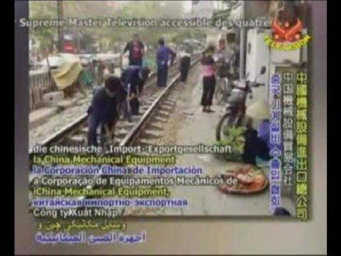 railroad laos cambodia vietnam
