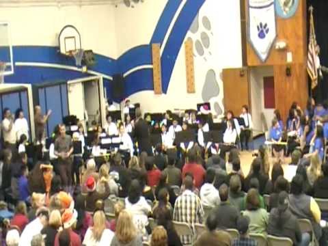 hillview middle school band 2009