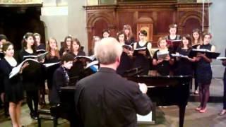 140531 S Chiara, 05 Coro Giolitti Gandino, F Schubert, Coronach