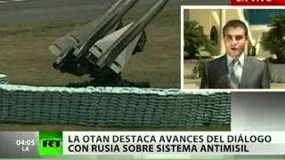La OTAN espera alcanzar un acuerdo con Rusia sobre el escudo antimisiles dentro de un año