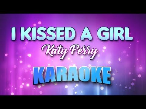 Katy Perry - I Kissed A Girl (Karaoke & Lyrics)