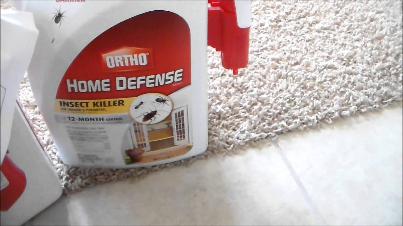 Ortho bed bug spray at home depot - Home Depot Deal Ortho Home Defense Max