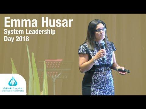 Emma Husar - System Leadership Day 2018