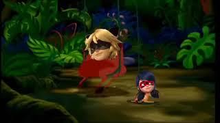 Cat Noir falou Hakuna Matata do filme O Rei Leão no desenho Miraculous Ladybug