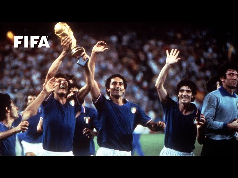 1982 WORLD CUP FINAL: Italy 3-1 Germany FR