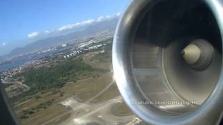 [ HD ] FLIGHT - ONE6153 Avianca Brasil GIG-GRU