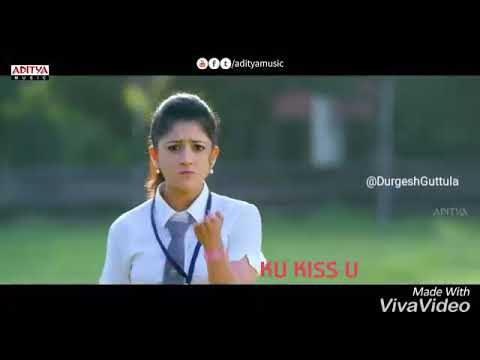 Telugu whatsapp status Lu u love u ShriyaSharma and roshan