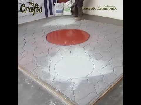 Stamped Concrete Patterns Idea