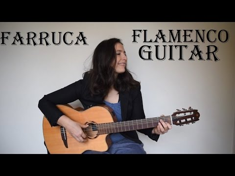 Farruca - Flamenco guitar solo with free TAB