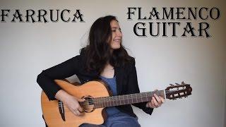 Farruca - Flamenco guitar solo with free TAB
