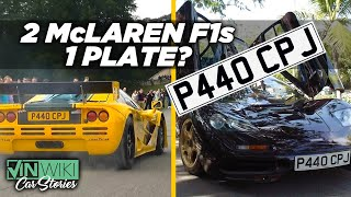 Shmee explains the El Chapo McLaren F1 license plate mystery
