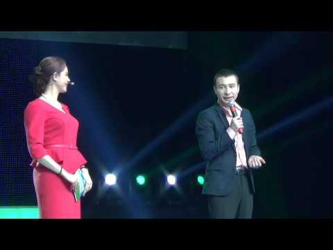 Видео: МЕГА-форум Москва-2014. Кирилл Воробьев. Работа с продукцией. 06-апр-2014