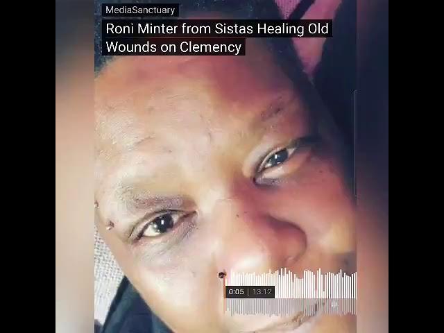 Video Interview with Roni Minter: Sistas Healing Sistas