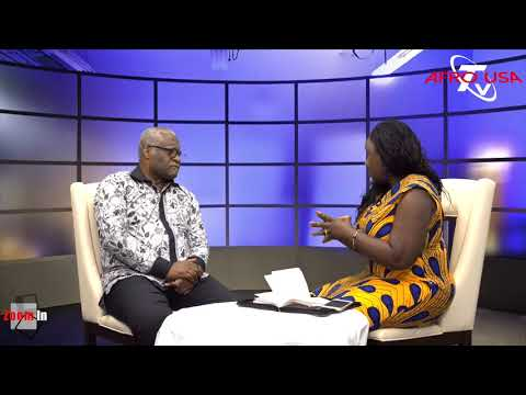 Now Movement Akere Muna Next Cameroon's President Interviewed  By Afro USA Tv