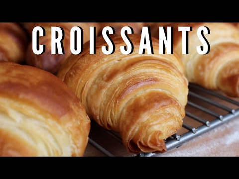 French Croissants // VEGAN