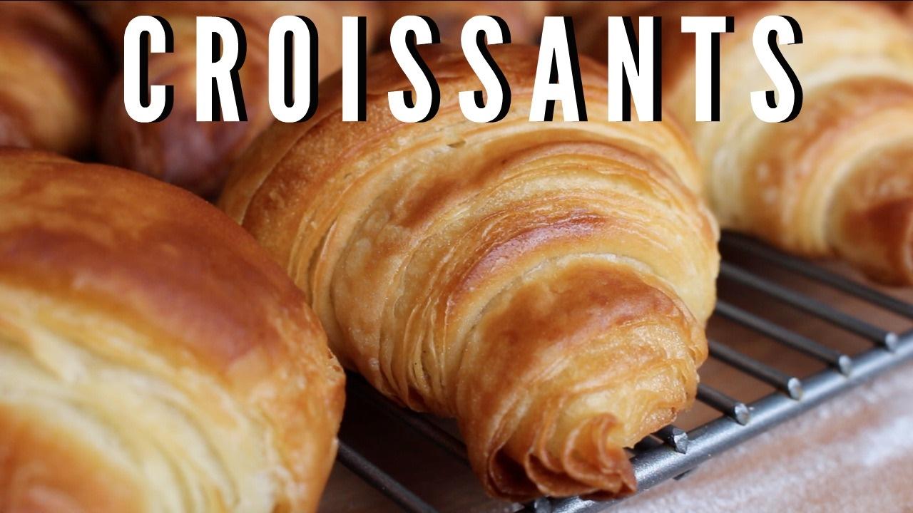 French Croissants Vegan Doovi
