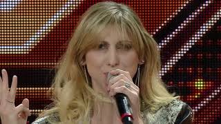X    X Factor Lamriko Tevzadze