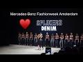 MERCEDES-BENZ FASHIONWEEK AMSTERDAM | BIJKLETSEN MET COLLEGA VLOGGERS | VLOG 35