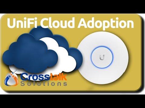 UniFi Cloud Adoption