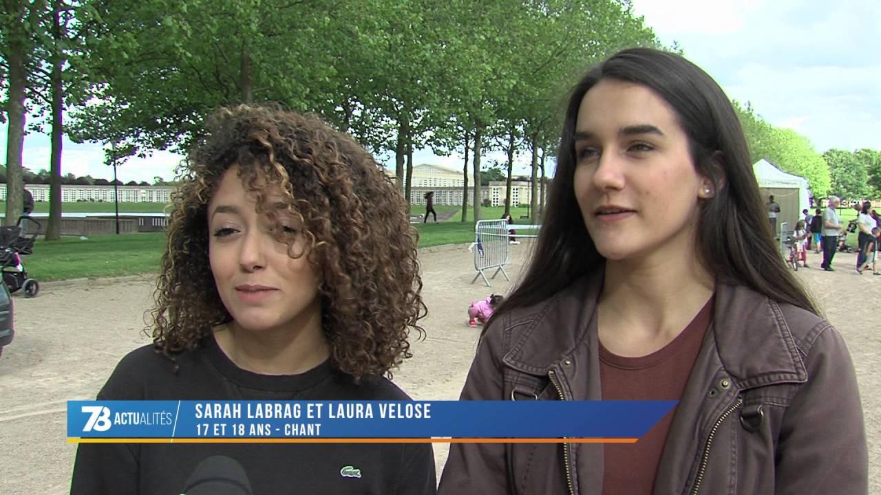 Culture : les jeunes talents de Voisins-le-Bx étaient sur scène