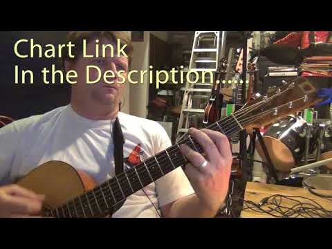 Sending Up My Timber (Otis Clay/The Gospel Truth) Guitar Chord Chart