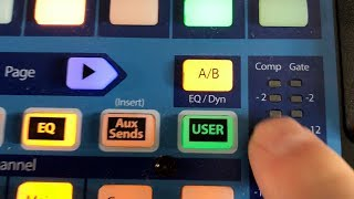 The A/B Button | Presonus StudioLive 24 Series III