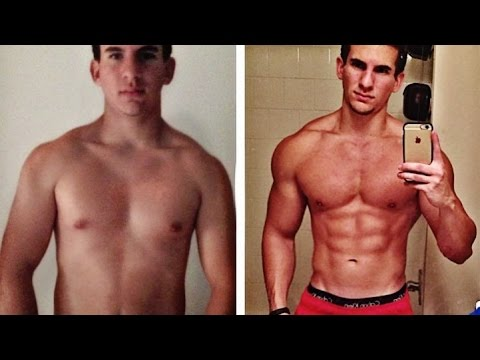 From Skinny Fat To JACKED! (Teenage Transformation)