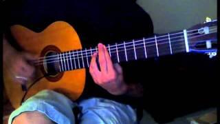 Amr Mostafa ---Bartah Maak - ( Guitar Tutorial )