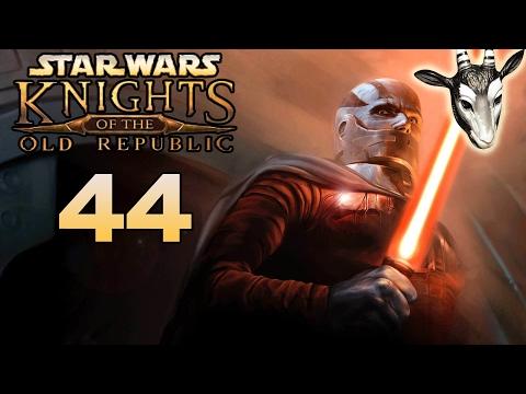 """#44 ● Typisch Bioware: Crew-Gespräche ● LET'S PLAY """"Star Wars: Knights of the Old Republic"""""""