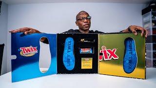 THIS TWIX x The Shoe Surgeon Sneaker Has A Secret