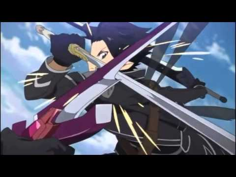 Three Awesome SAO Fights(Gleam Eyes, General Eugene, And Sugou(ALO))