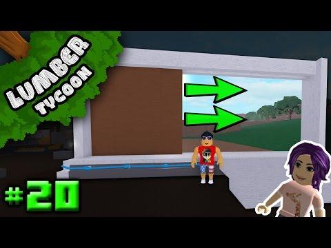 how to build a garage door in lumber tycoon 2