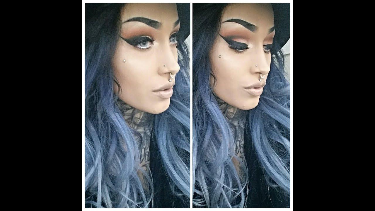 Dramatic eyebrow tutorial youtube.