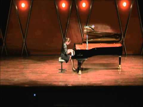 Sinziana Mircea plays Ravel - La Valse