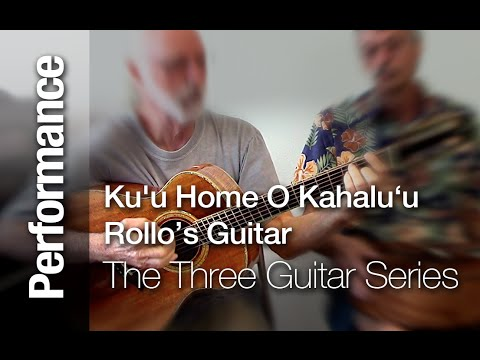 The Three Guitar Series -