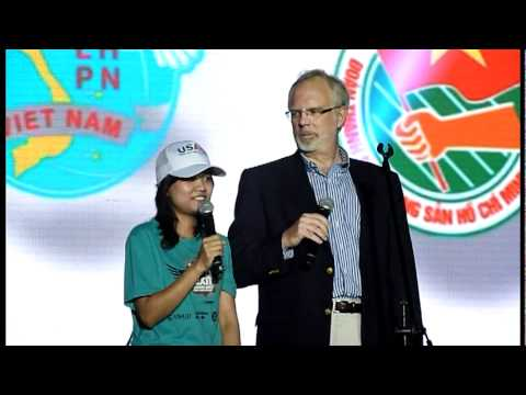 MTV EXIT and U.S. Ambassador David Shear: Messages against Human Trafficking