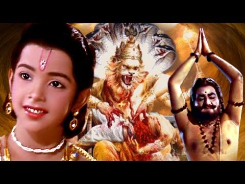 Bhakt Prahlad Full Movie | Hindi Devotional Movie | Narasimha And Prahlad Story