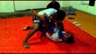 treino de ful contacto-jiu-jitsu Equipe Fernando Amaral BJJT-PI